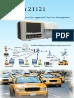 Innova Broucher for Taxi Fleet Management