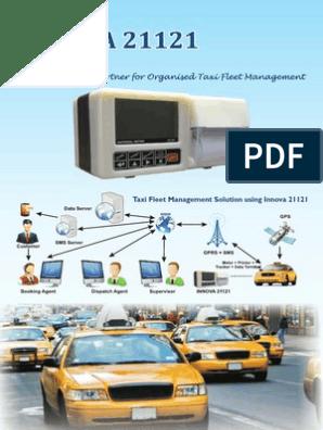 Innova Broucher for Taxi Fleet Management   Short Message