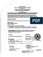 Cobb County Jail (Georgia) - Intergovernmental Service Agreement (IGSA) with ICE