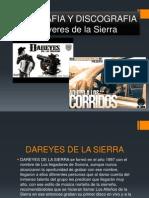 biografia y discografia dayeres de la sierra