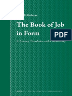 Fokkelman-2012-The Book of Job in Form