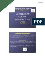 Microsoft PowerPoint - Clase 2 Mec Fluid