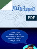 La Configuracion Electronica Rodolfo