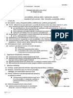 fiziologie an 2  Note de curs