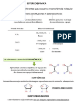 5 Estereoquímica