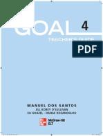 MEGA GOAL STUDENT BOOK 4