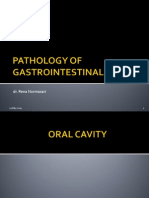 Pathology of Gastrointestinal Tract