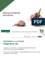 1645 Prezentare Asigurarea Medicala Integrala Individual 15.10.2013