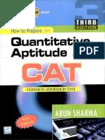 Arun Sharma - Quant