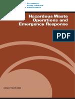 Hazardous Waste & Emergency Response