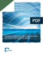 Qatar Dla Final Report May 2014 - For Publication