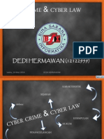 Cyber Crime Dan Law
