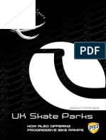 UK Skateparks PBR Catalogue 2013-03-20