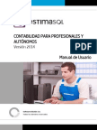 Manual EstimaSOL 2014
