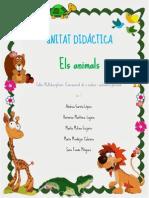 Unitat Didactica - Els Animals CORREGIDA