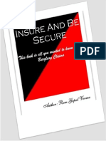Insure and Be Secure