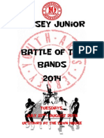 Jersey Junior Battle of the Bands 2014