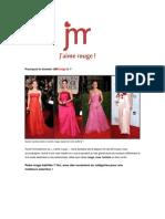 Bienvenue à JMRouge.fr Pour Les Robes Habillées Sur Mesure