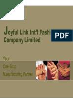 JoyFul International Profile