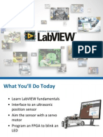 Intro to LabVIEW and Robotics Hands-On Seminar