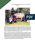 Aktivis Pembina Dan Sukarelawan Rcmp Bersama Masyarakat Orang Asli Di Kg
