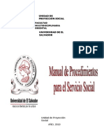 Manual de Proyeccion Social Word