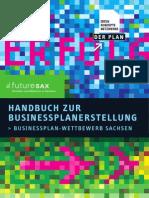 futureSAX_Handbuch_Businessplan
