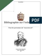 Bibliographie sur l'infaillibilité