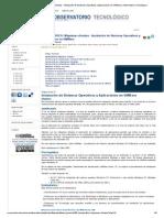 MONOGRÁFICO_ Máquinas Virtuales - Instalación de Sistemas Operativos y Aplicaciones en VMWare _ Observatorio Tecnológico