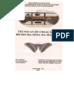 Técnicas de Criação Do Bicho-da-seda Da Mamona