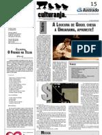 Culturanja, 15 de Novembro de 2009