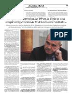 La Verdad Del Campo de Gibraltar 23 Mayo 2014 Entrevista Chaves