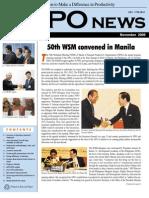 APO News November 2009 issue
