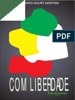 COM LIBERDADE Leonardo Koury Martins