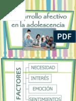 Desarrollo Afectivo en La Adolescencia (1)
