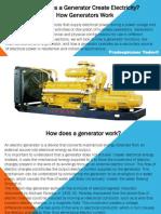 Diesel Generator syed