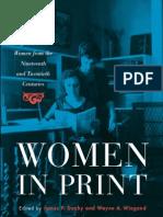 Women in Worlds Books
