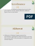 Akhuwat Presentation