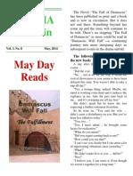 NARMA Bulletin, May 2014 Issue