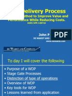 SPE  Well Delivery Process Presentation