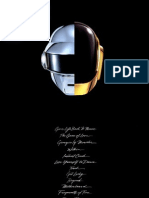 Digital Booklet - Random Access Memories