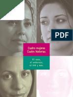 Cuatro Mujeres Cuatro Hisorias