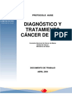 Diagnostico y Tratamiento Cancer de Mama