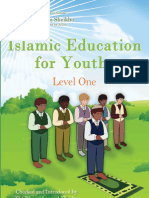 Islamic Education for Youths- Level One