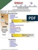 Commend Autolisp Surveyor | Comma Separated Values | Surveying