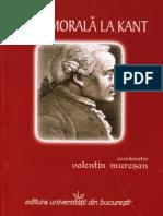 Valentin Muresan - Legea Morala La Kant