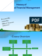 International Finance Management