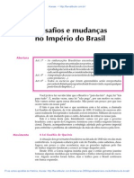 17 Desafios e Mudancas No Imperio Do Brasil