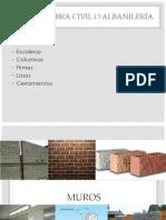 Partida de albañileria en precio unitario para construcción