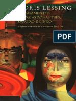 Doris Lessing -Os Casamentos Entre as Zonas 3, 4 e 5